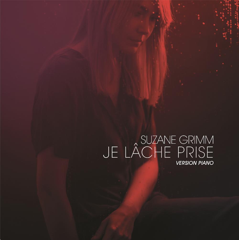 "Cover ""Je lâche prise"" de Suzane Grimm"