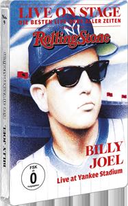 Billy Joel Live At Yankee Stadium Rolling Stone DVD