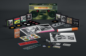 The Clash Sound Sytem 3D-Packshot