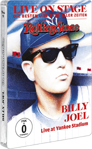 Billy Joel Live At Yankee Stadium Rolling Stone DVD