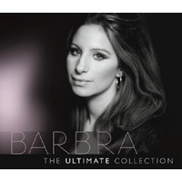 Barbra Streisand The Ultimate Collection Cover