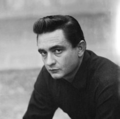 Johnny Cash jung
