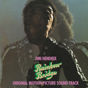 Jimi Hendrix Rainbow Bridge Vinyl