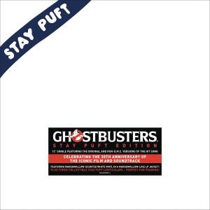 Ghostbusters OST Vinyl