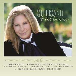 Barbra Streisand Partners Vinyl