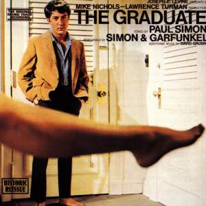 Simon & Garfunkel The Graduate Cover
