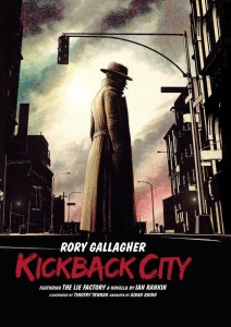 Rory Gallagher Kickback City Cover