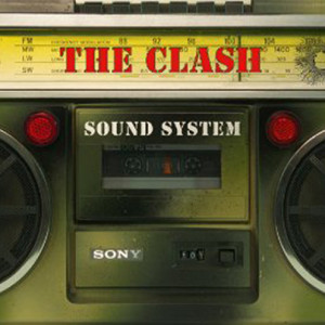 The Clash Sound System Cover-Ausschnitt