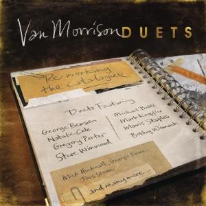 VanMorrison_Duets_Cover