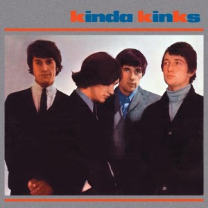 Kinda Kinks Vinyl