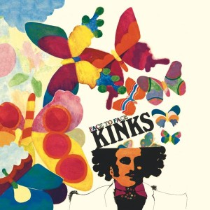 Kinks Face To Face Vinyl