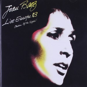 Joan Baez Live Europe 83_
