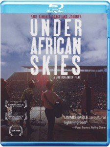 Paul Simon Graceland Under African Skies_
