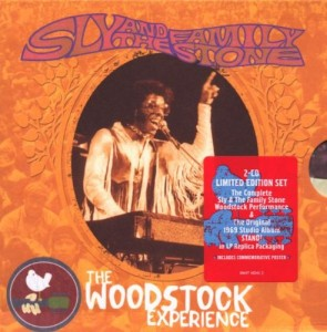 Album Sly & The Family Stone The Woodstock Experience