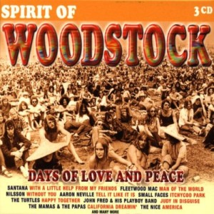 Spirit Of Woodstock 3 CD