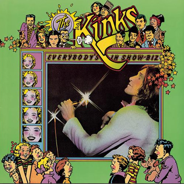 The Kinks Cover Everybody's in Showbiz Legacy Club