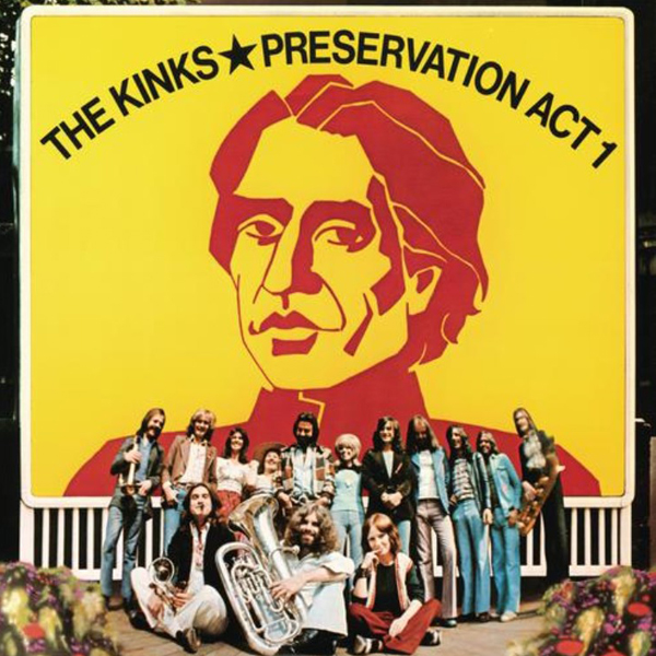 The Kinks Cover Preservation Act 1 Legacy Club