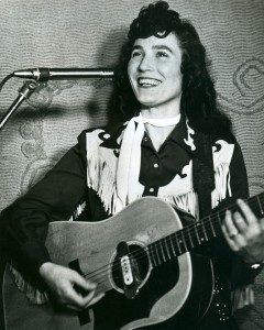 Lorettawithguitar60s Courtesy of Loretta Lynn Archives