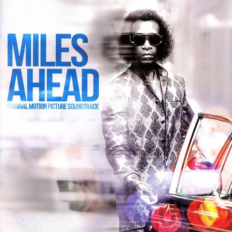 Miles Davis Miles Ahead Soundtrack Albumcover