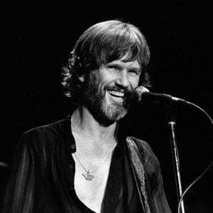 Kris Kristofferson singing