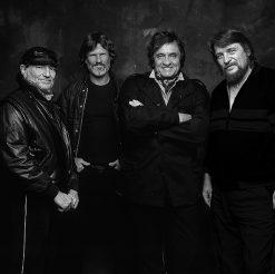 The Highwaymen Foto Jim McGuire
