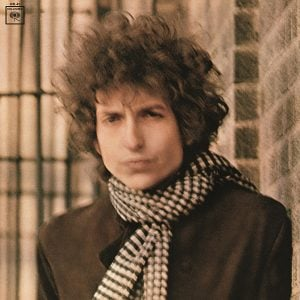 Bob Dylan Blonde On Blonde Vinylcover