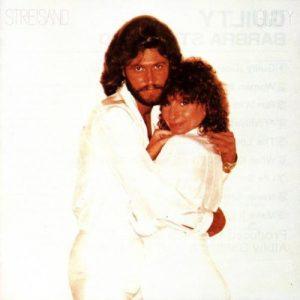 Barbra Streisand Guilty Cover