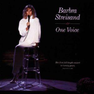 Barbra Steisand_One Voice_Albumcover