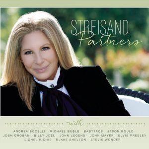 Barbra Streisand Partners Albumcover