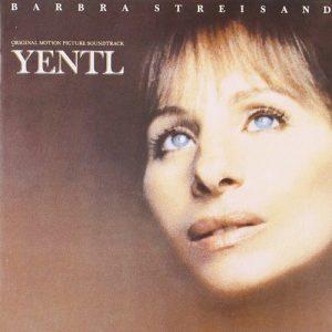 Barbra Streisand Yentl Albumcover