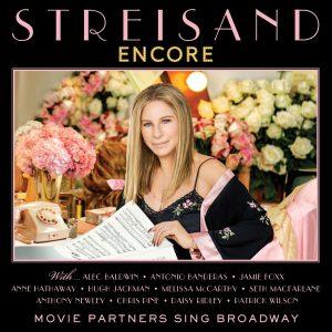Barbra Streisand Encore Album Cover