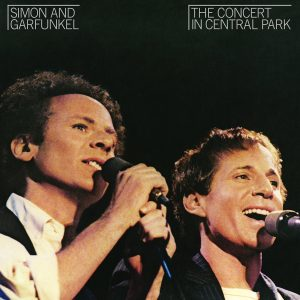 Simon & Garfunkel The Concert in Central Park Cover