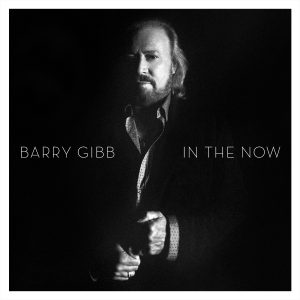 Barry Gibb In The Now Cover