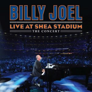 Billy Joel Live At Shea Stadium Cover