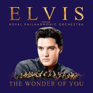 Elvis Presley The Wonder Of You Album Cover 2016