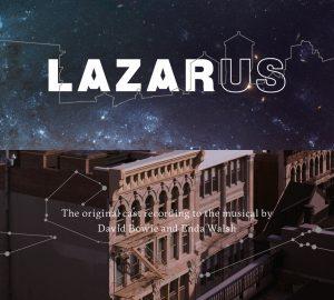 lazarus (Original Cast Recording)-cover