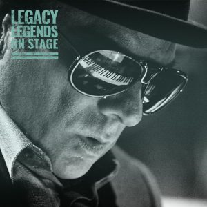 Van Morrison Legacy Legends On Stage