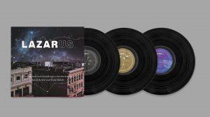 David Bowie Lazarus LP Album