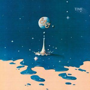 ELO_ Time Vinyl Cover