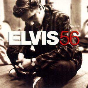Elvis Presley Elvis56 Plattencover