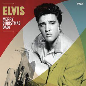 Elvis Presley Albumcover Merry Christmas