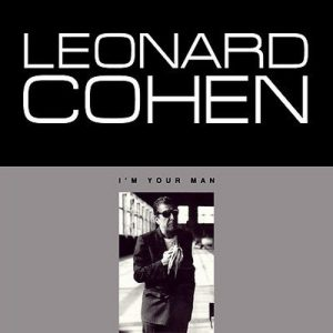 Leonard Cohen I'm Your Man Vinyl Cover