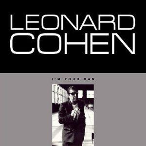 Leonard Cohen I'm Your Man Vinyl Cover