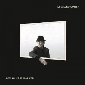 Leonard Cohen You Want It Darker Albumcover