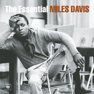 Mile Davis The Essential LP Cover