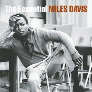 Mile Davis The Essential LP Cover