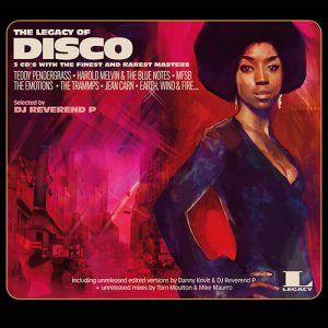 The Legacy Of Disco Vinyl Cover