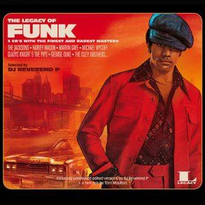 The Legacy Of Funk Vinyl