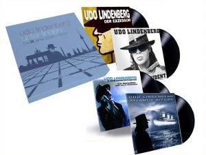 Udo Lindenberg Unter den Linden Vinylbox