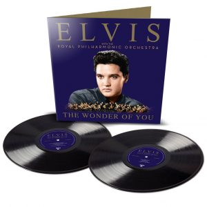 Elvis Presley Vinyl The Wonder Of You 3D